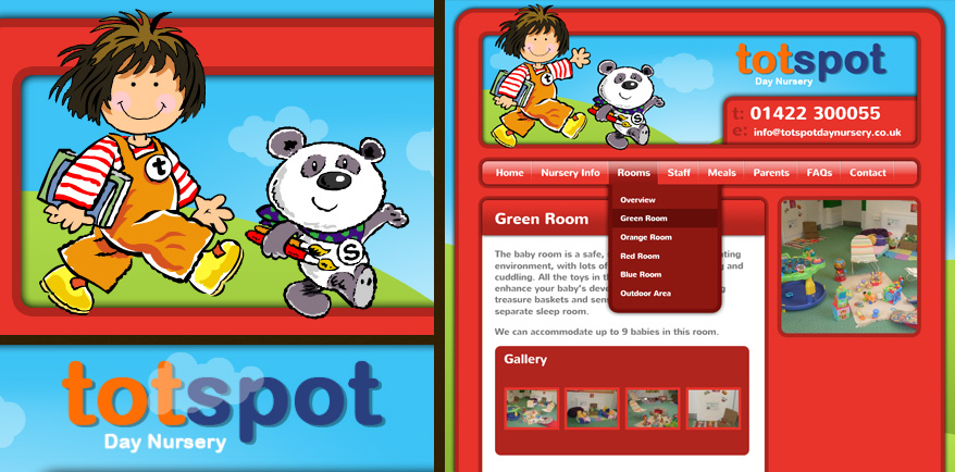 Totspot Day Nursery